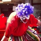Pageant clown