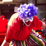 Pageant clown